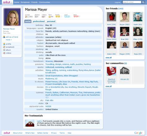 Search In Orkut Orkut