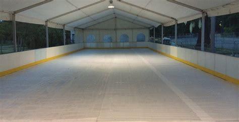 pista pattinaggio casate pista di pattinaggio su ghiaccio fiera della casa