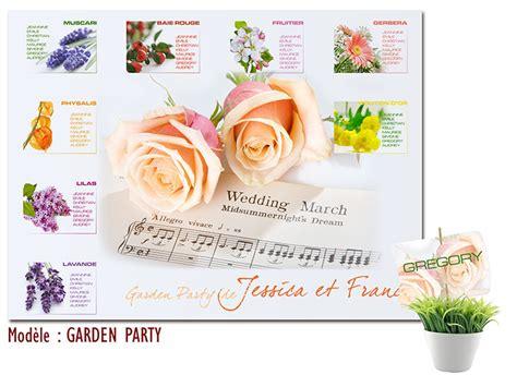 theme romantique definition plan de tables mariage floral
