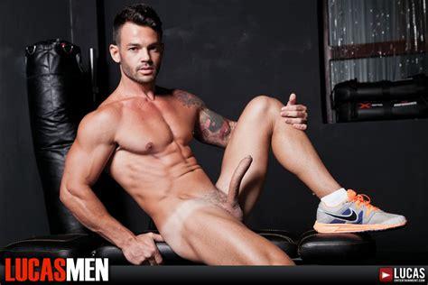 Adriano Carrasco Gay Porn Models Lucas Entertainment Official Website