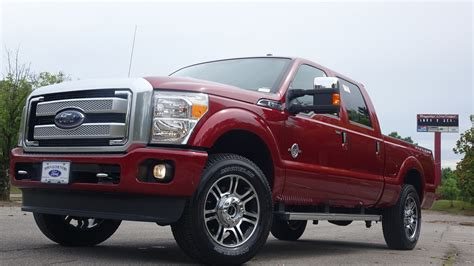Ford F250 Review by Ford F250 Platinum Review