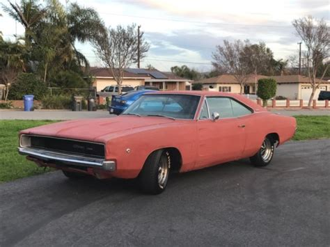 68 dodge charger 1968 dodge charger solid 68 for sale dodge charger 1968