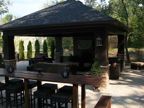 Outdoor Kitchens Outdoor Fireplaces Shelbyville Outdoor Kitchen And Fireplace