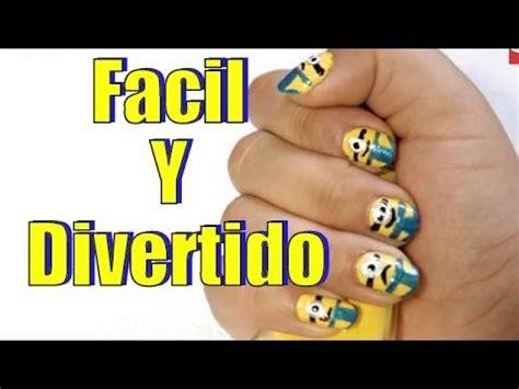 imagenes de uñas acrilicas de los minions u 241 as decoradas con los minions para las ni 241 as youtube
