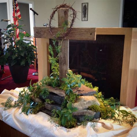 easter sunday service decorations 131 best images about church seasonal and event decor on