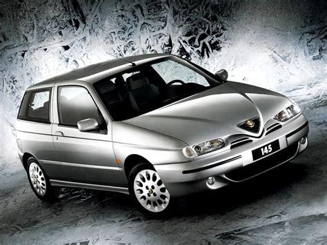 alfa romeo 145 specs 1994 1995 1996 1997 1998 1999 2000 autoevolution