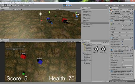 unity tutorial multiplayer game unity multiplayer beginners multiplayer game tutorial