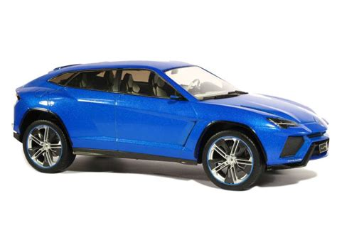 lamborghini urus blue lamborghini urus 2012 modelcar 1 18 autos