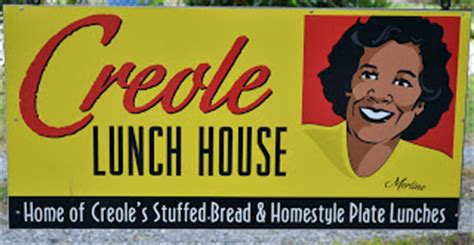 Creole Lunch House by Acadianahamburger