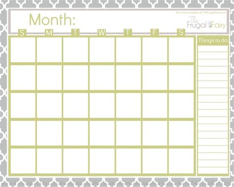 printable calendar i can type on best 25 printable blank calendar ideas on pinterest
