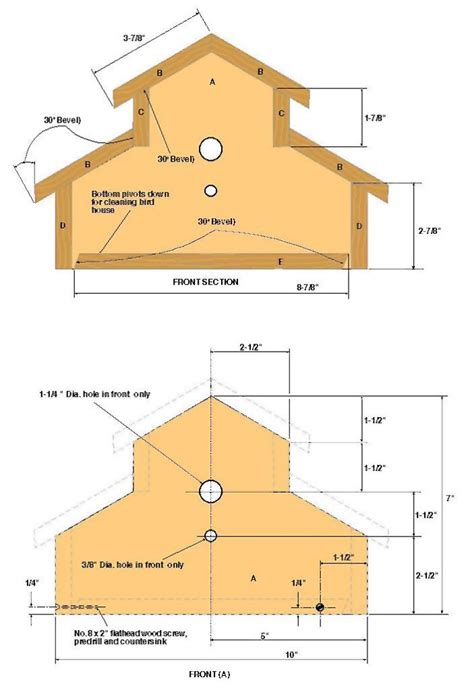 pdf diy birdhouse plans for dummies bookcase