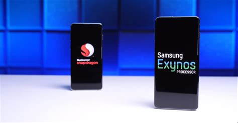 Samsung Galaxy S10 Exynos 9820 Vs Snapdragon 855 by เปร ยบเท ยบ Samsung Galaxy S10 เวอร ช น Exynos 9820 ก บ Snapdragon 855 ช ปร นไหนจะเร วกว าก น