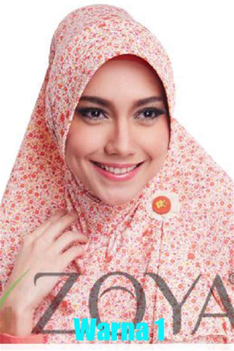 Jilbab Instan Zoya Terbaru zoya bergo kaila