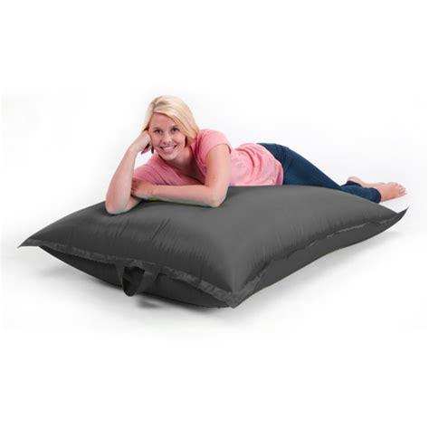 Floor Bean Bag by Black Large Outdoor Bean Bag Garden Waterproof Seat Chair