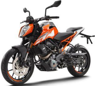 Ktm Duke Bikes India Ktm Duke 250 Reviews News Specs And Prices