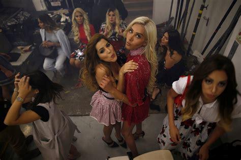 transgenger in arabian makeup israeli arab crowned winner of first transgender beauty