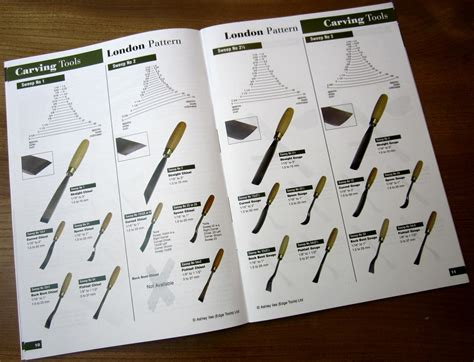 ashley iles woodworking tools accessories catalogue