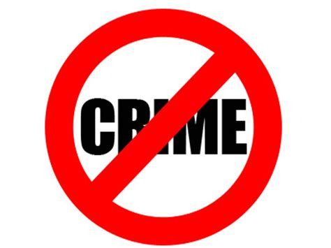 Does A Misdemeanor Count As A Criminal Record Crime Tips And Prevention Royal Turks And Caicos Island