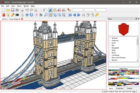 software to build a house leocad cad application for creating virtual lego models