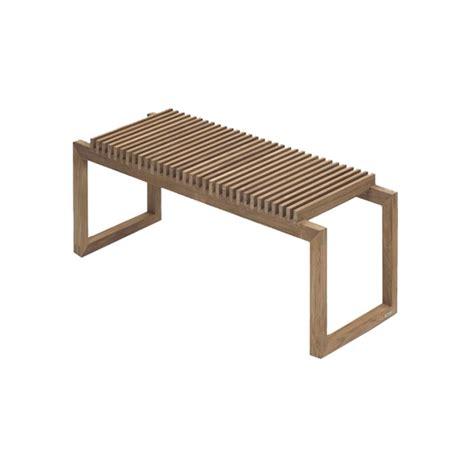 bench cutter skagerak cutter bench teak finnish design shop