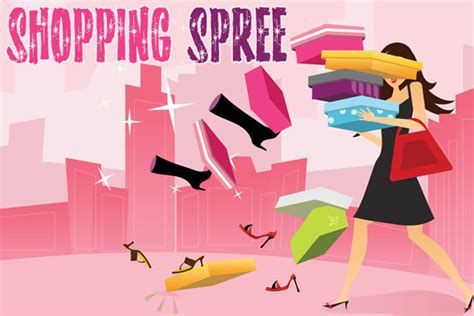 Sweepstakes Shopping Spree - image gallery shopping spree