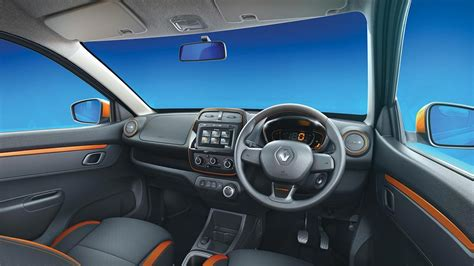renault climber interior renault kwid climber launched in india priced at inr 4 30