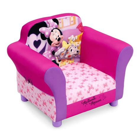 minnie mouse sofa bed minnie mouse childs chair delta upholstered child s minnie mouse rocking chair free