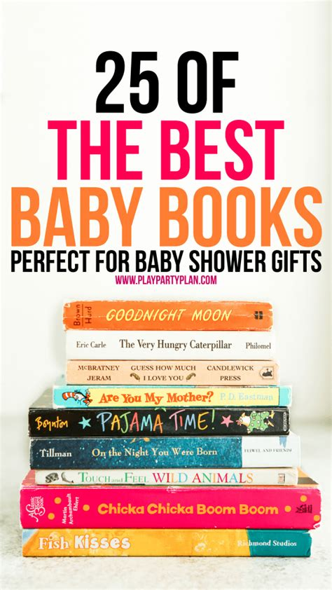 Books To Give At Baby Shower by The Best Books For Baby Showers 25 Great Baby Shower Gifts
