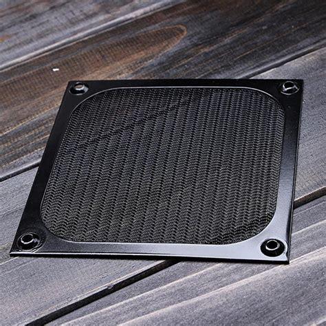 pc fan dust filter 120mm aluminum dustproof cover dust filter for pc fan