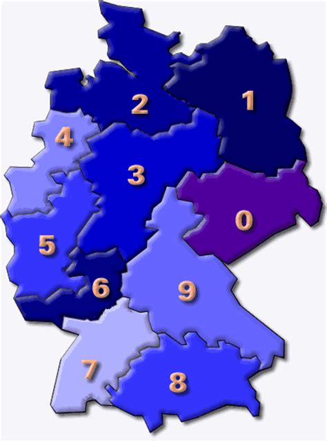 zip code map germany you don t know minz accessible imagemap