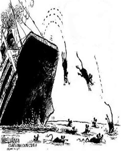 Rats From A Sinking Ship by Sikhchic Article Detail