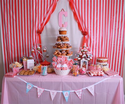 new themes for birthday parties charlie s carnival 1st birthday project nursery