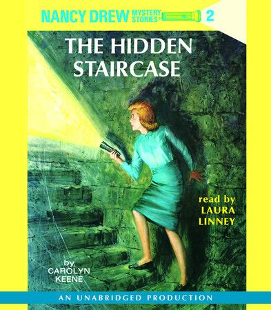 libro matchdays the hidden story nancy drew 2 the hidden staircase by carolyn keene penguin random house audio