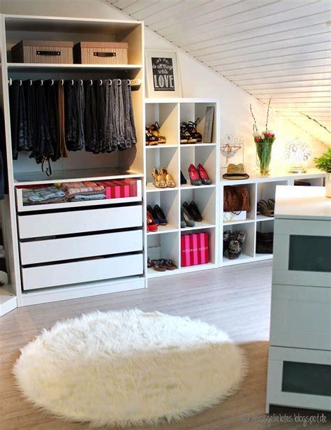 die besten 17 ideen zu schrank dachschr 228 ge auf - Ikea Ankleidezimmer