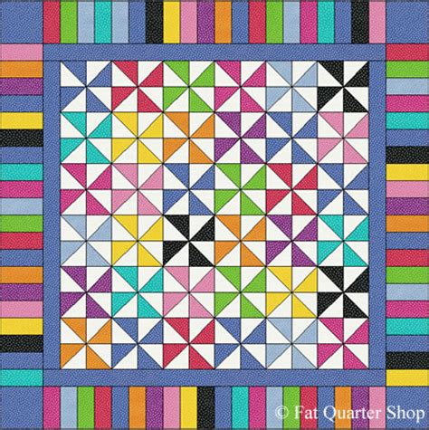 free quilt patterns pinwheel pindot quilt pattern
