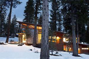 Contemporary Mountain Cabin If It S Hip It S Here Archives Marvelous Modern