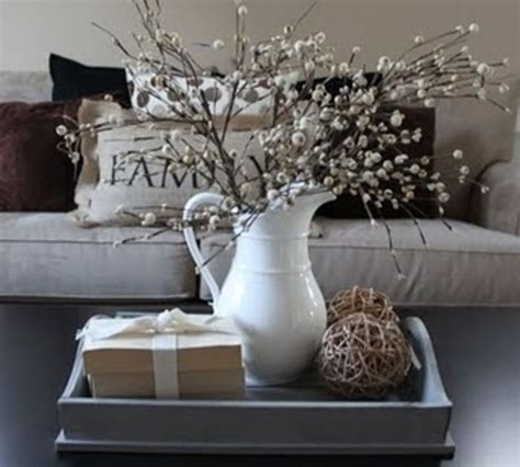 Coffee Table Accessories by Best 25 Coffee Table Decorations Ideas On