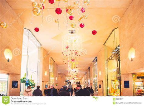 Le Mall Gift Card - paris mall le carrousel du louvre editorial photo image 62814071