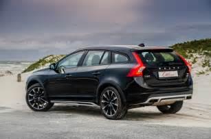 Volvo V60 Volvo V60 Cross Country T5 2015 Review Cars Co Za