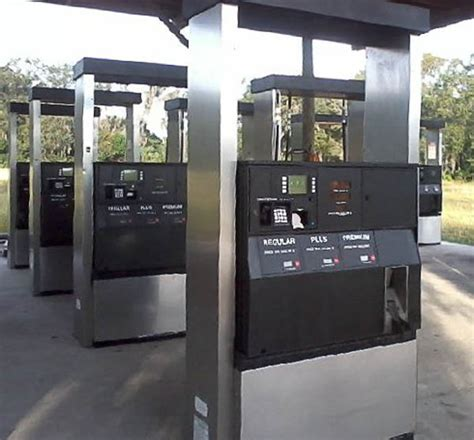 Dresser Wayne Dispensers by Products Used Petroleum Equipment Used Gas Pumps