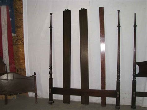 bed posts bed posts frame for antique canopy bed olde good things