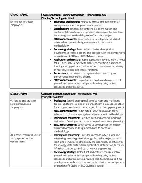 odell resume