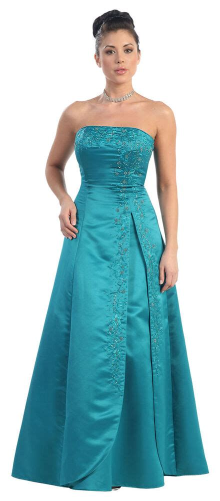 sale  long evening dresses simple formal gown