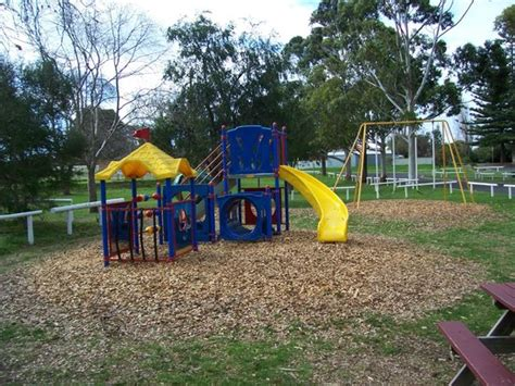 Victor Harbour And Cabin Park by