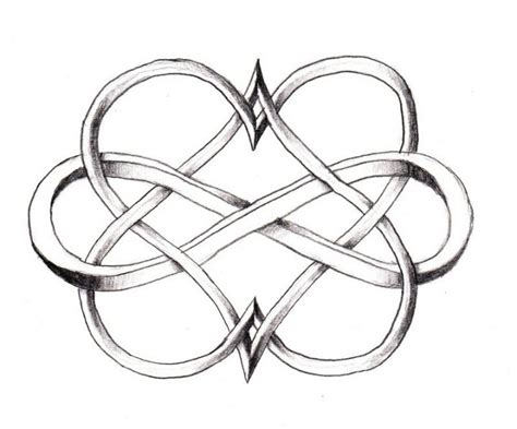 entwined heart tattoo designs miranda brain kinda this entwined hearts with the