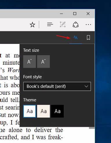 ebook format style microsoft edge supports epub ebook format right out of the