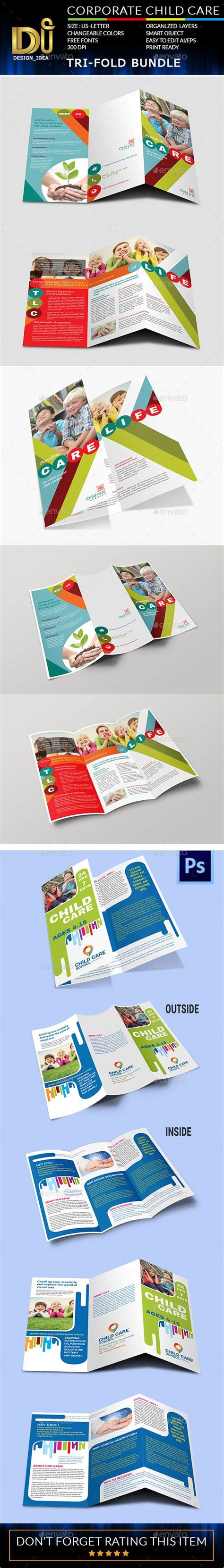 3 fold brochure template usefullhand net brochures templates and children on pinterest