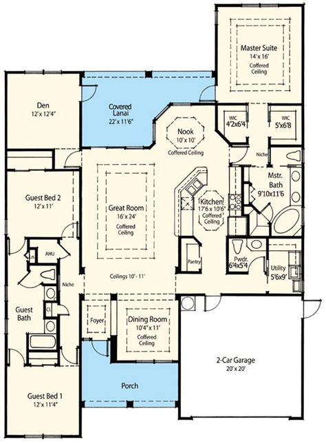 net zero floor plans award winning energy saving house plan