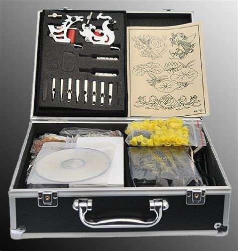 easy tattoo kit top 10 professional tattoo kits best machines guns 2018