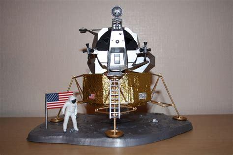 Lem Astero Revell Apollo Lunar Module Eagle Scale Model Nick Cook Net